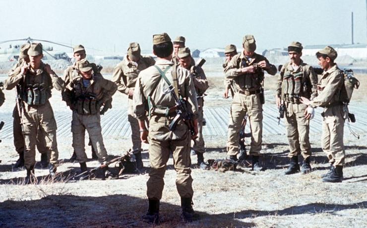 """Газета """"Вашингтон пост"""": Единственные советские войска, которые воевали успешно - это СПЕЦНАЗ"""