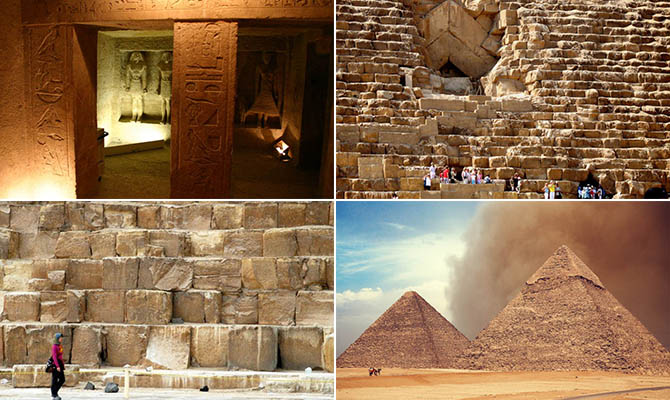 Пирамида Хеопса. Интересные …