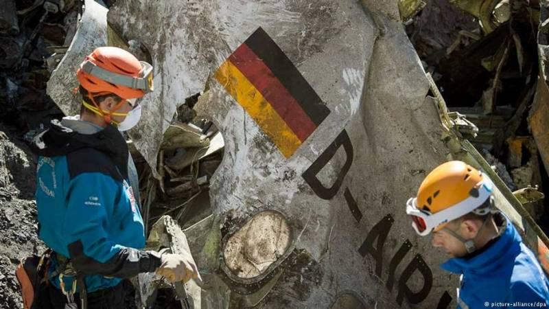 Катастрофа пассажирского самолёта компании Germanwings во Франции: детальное расследование