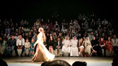 Особенности высокой моды в Дубае