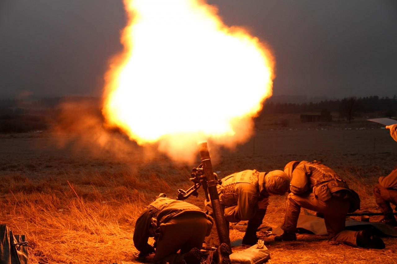 В ЛНР заявили об артобстреле со стороны ВСУ в Донбассе