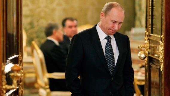 Политолог Аббас Галлямов: созданная Путиным система оказалась нежизнеспособной