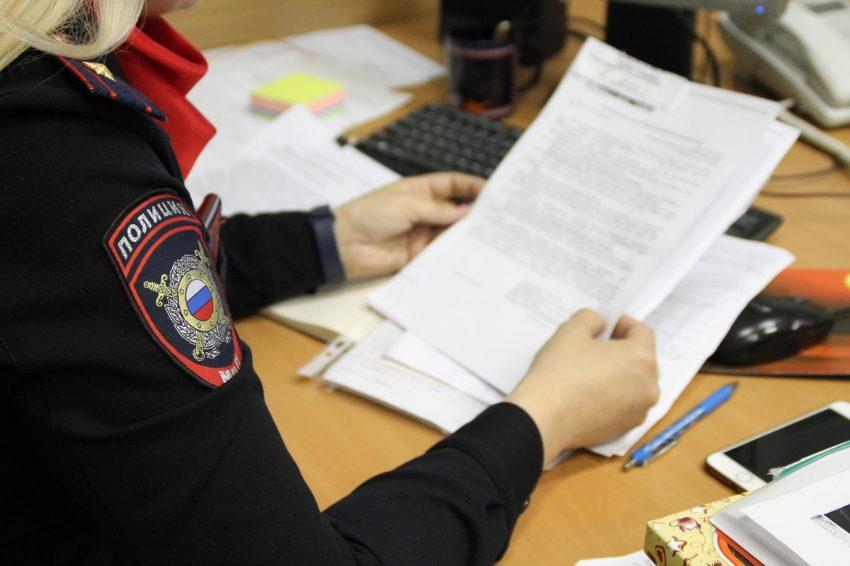 На севере Москвы полицейские…