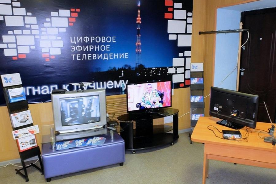 А зачем вообще бодрые реляции о цифровом ТВ в России?