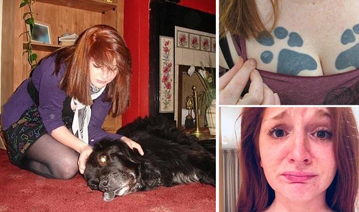 Ошибки молодости: Как татуировки испортили личную жизнь девушки