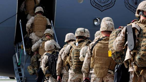 Байден намерен вывести американские войска из Афганистана к 11 сентября