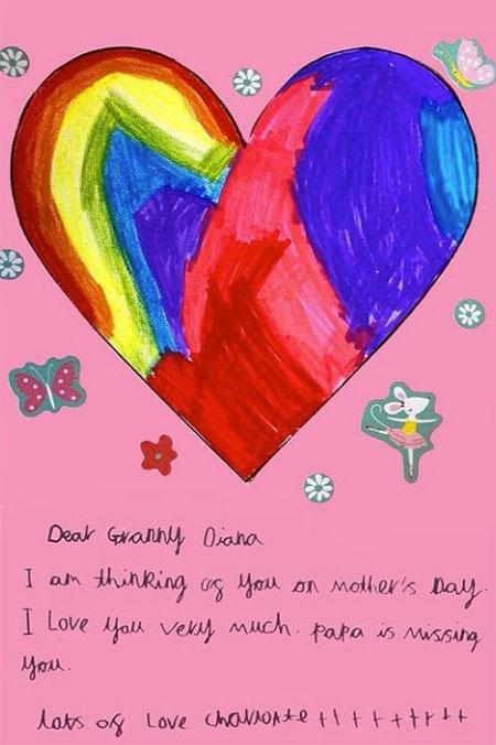 Торт для Кейт Миддлтон и открытки для принцессы Дианы: поздравления от принцев Джорджа, Луи и принцессы Шарлотты в День матери Монархи,Британские монархи