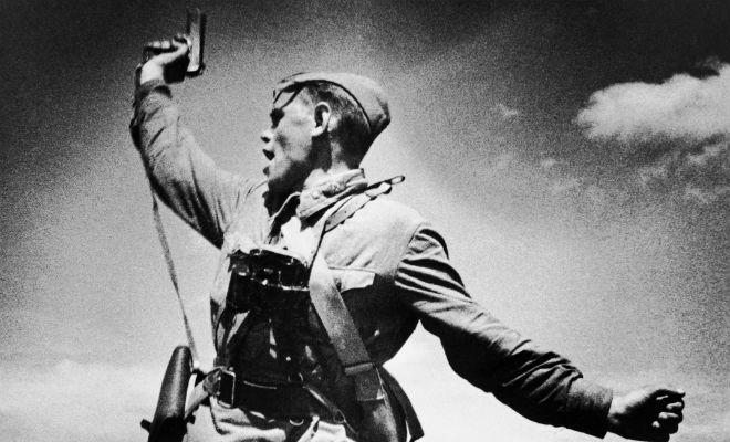 Солдаты Вермахта о рукопашной с Советскими солдатами Видео,вторая мировая война,история,красная армия,Пространство
