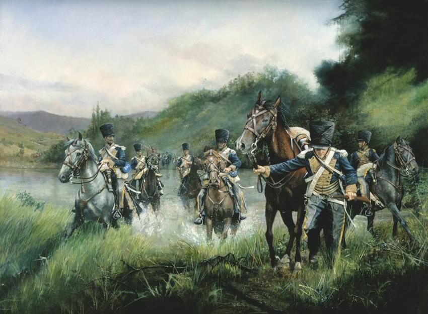 Заграничные походы русской армии 1813-14 года/Борис Кипнис