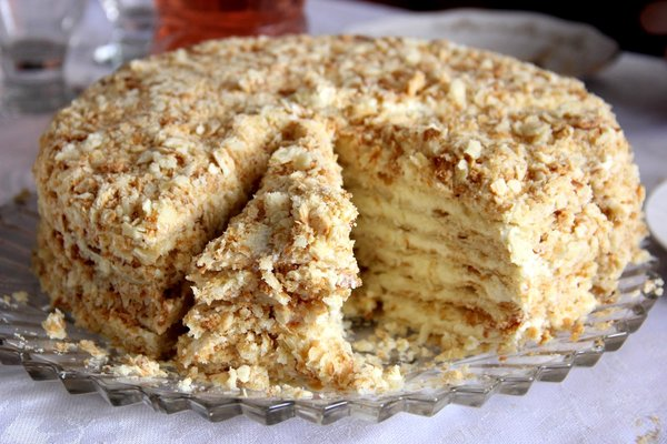 Простенький вкусный тортик п…