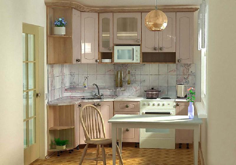 Как создать интерьер кухни