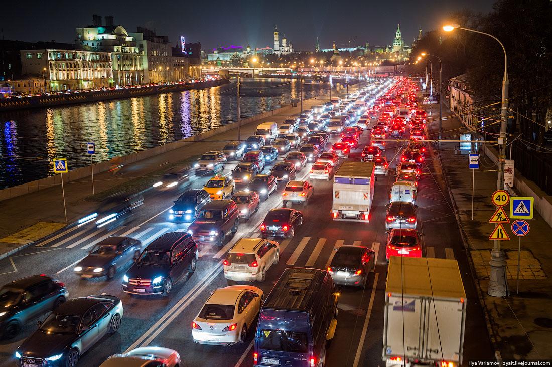 Как выдавить автомобилистов из города! Руководство для мэров