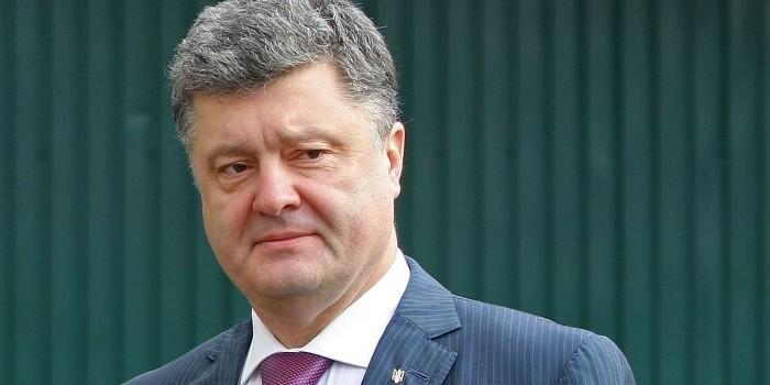 """Порошенко заявил о планах сделать Крым """"неподъемной ношей"""" для России"""
