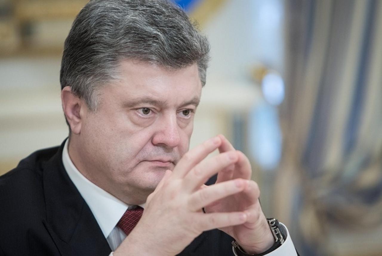 Порошенко подписал закон о реинтеграции республик Донбасса