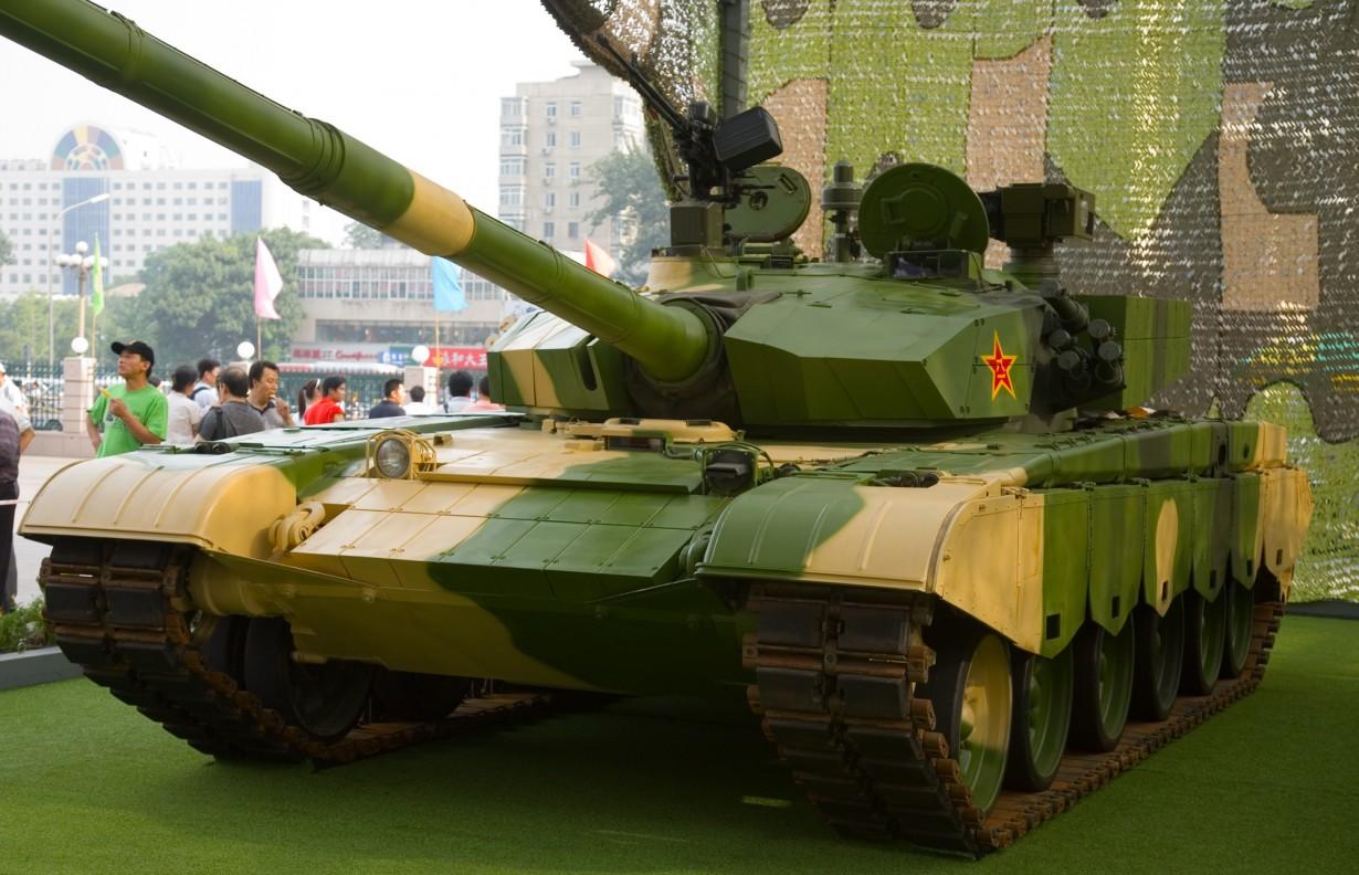 Тип 99А2, Китай (Max Smith )