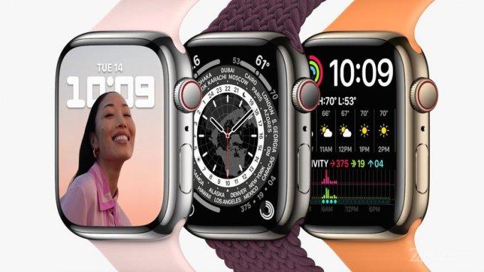 Представлены уточненные технические характеристики Apple Watch Series 7 apple,бытовая техника,гаджеты,Интернет,мобильные телефоны,Россия,советы,телефоны,техника,электроника