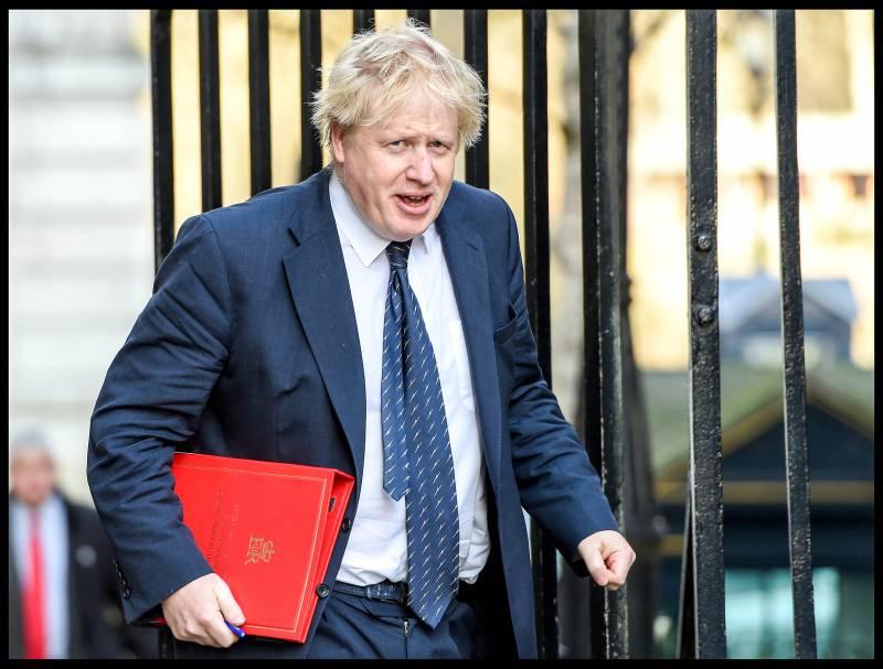 Борис Джонсон прокомментировал ответные меры России