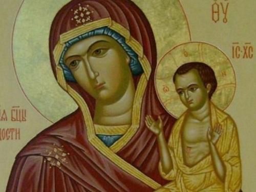 День иконы Божией Матери «Нечаянная Радость» 22декабря 2020 года