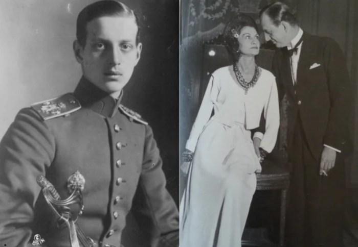 Князь Дмитрий Романов и Коко Шанель. / Фото: www.interesnoznat.com