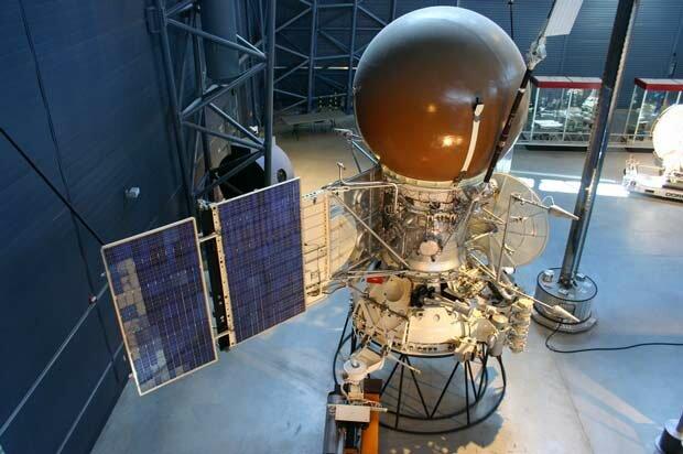 Космический зонд «Вега-1»  Ryan Somma / Flickr