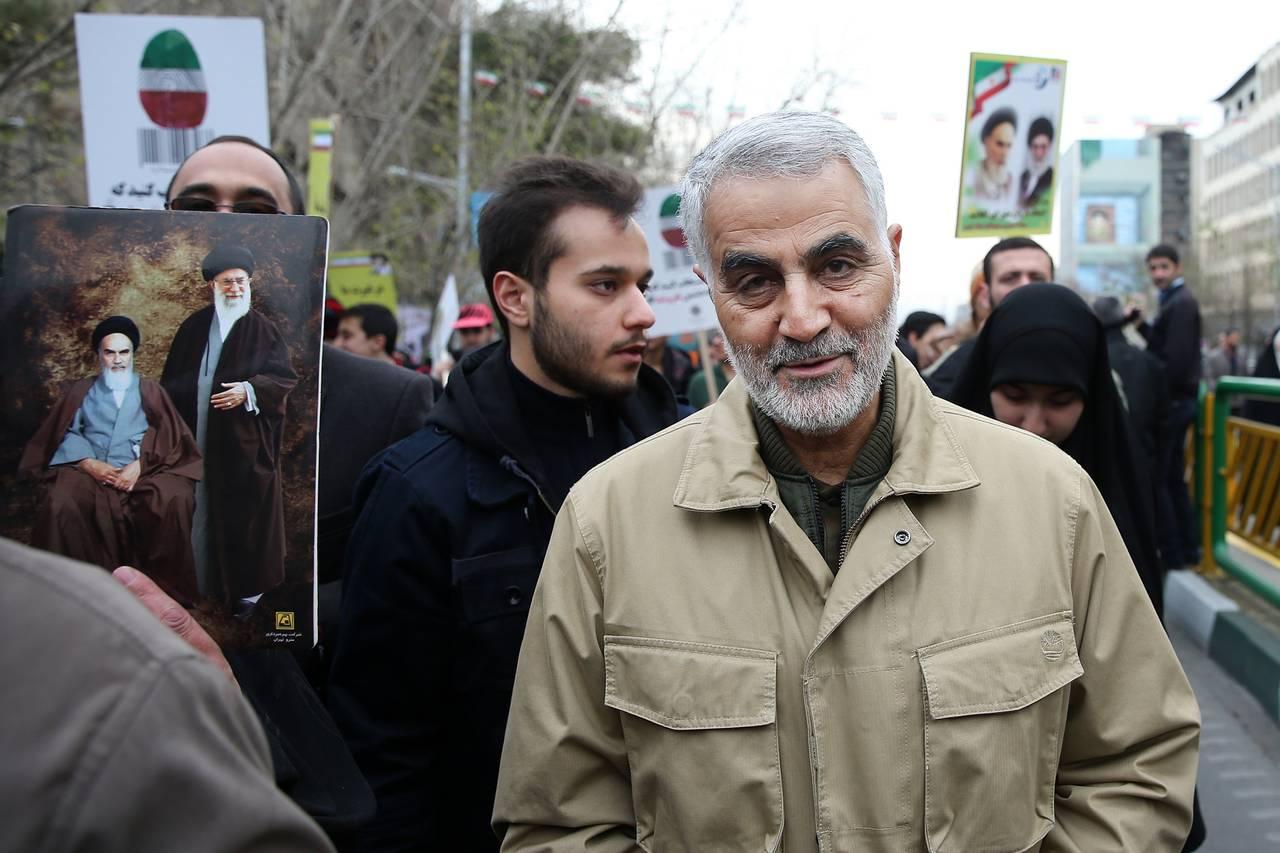 Кассем Сулеймани: Медийный образ и политические перспективы