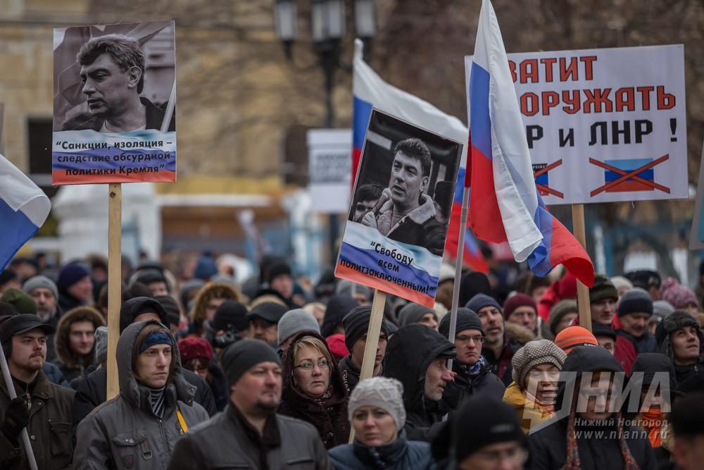 Что ждет вас, россияне, приди к власти - либеральная оппозиция?