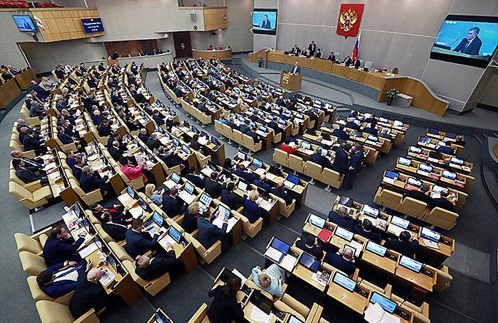 Реакция Госдумы на бойкот: «Все журналистское сообщество, оказывается, враги»