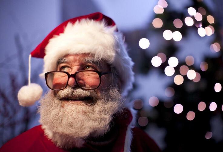 Деды Морозы не умирают! Живое