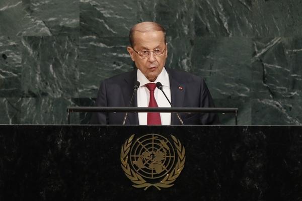 Президент Ливана прибыл в Ро…