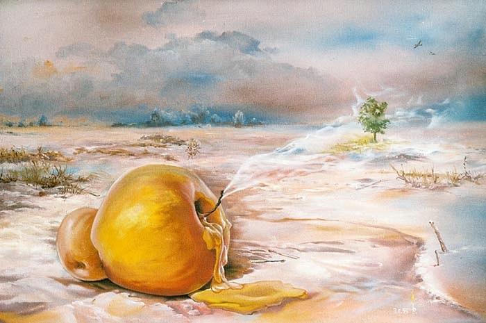 Дали наших дней. Мир грез и размышлений на картинах российского художника