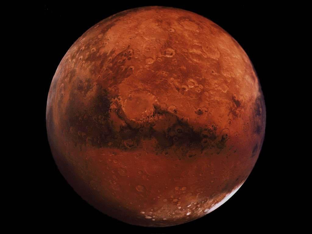 Африканский ученый «открыл» Марс