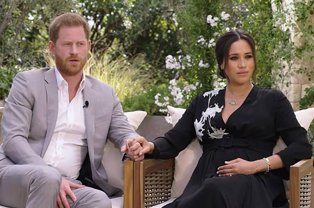 Интервью Меган Маркл и принца Гарри: о суицидальных мыслях, расизме и конфликтах в королевской семье. Новости