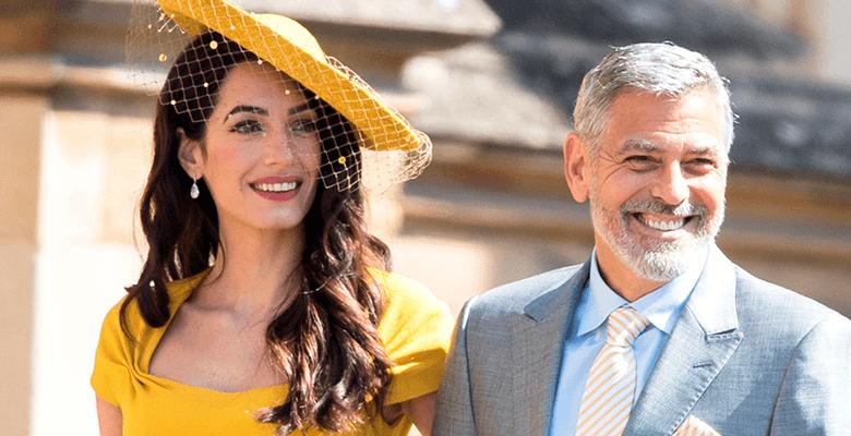 Джордж Клуни поссорился с Эл…