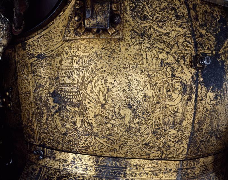 Оружие и доспехи Тюдоров история
