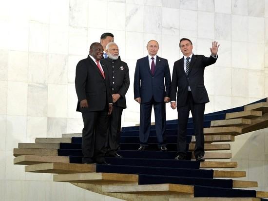 Путин ошарашил чиновников ошибкой на саммите власть,общество,политика,Путин