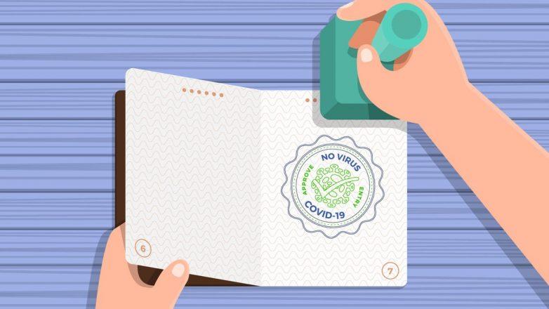 ЕС утвердил ковидные паспорта для туристов ЕС,ковид,ковид-паспорта,коронавирус