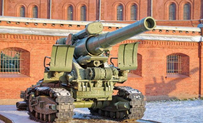 Сталинская Кувалда - гаубица, которая наводила страх на немцев