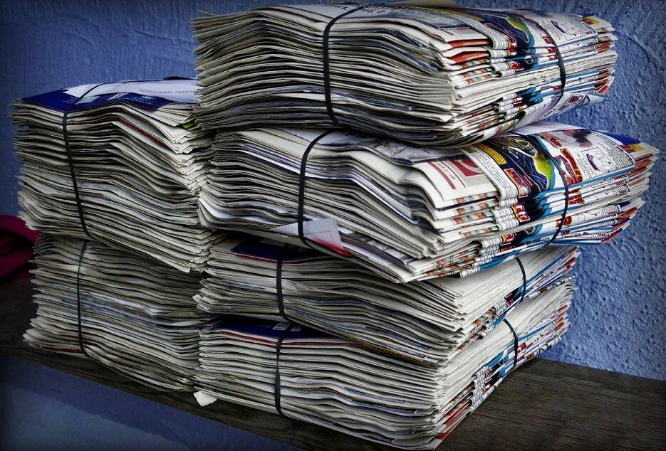 Неожиданные способы применения газеты в быту, о которых я узнал не так давно! 5 практичных примеров идеи для дома,лайфхак,полезные советы