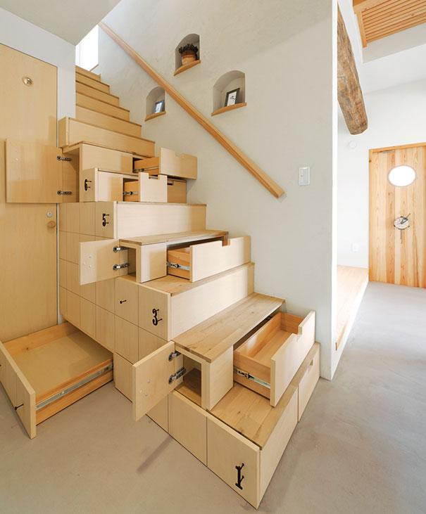 22 оригинальные лестницы: каждая из них заслуживает места в доме