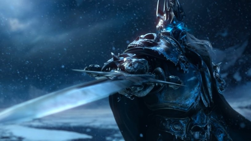 Фанаты World of Warcraft пересняли финальную сцену Wrath of the Lich King. Вышло здорово world of warcraft,wrath of the lich king,аддоны,Игры