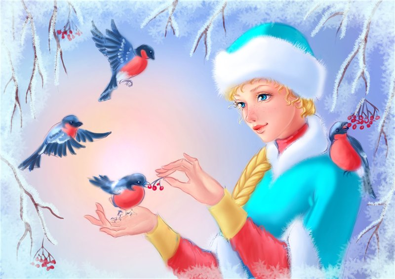 Тайна происхождения Снегурочки. Кто такие Снеговики!