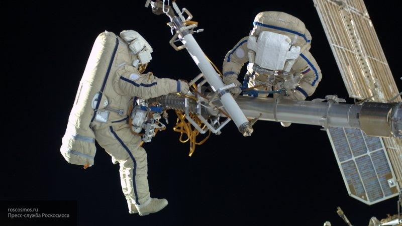Аварийная сигнализация сработала в американском сегменте МКС