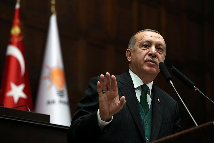 Эрдоган заявил, что Африн зачищен от террористов