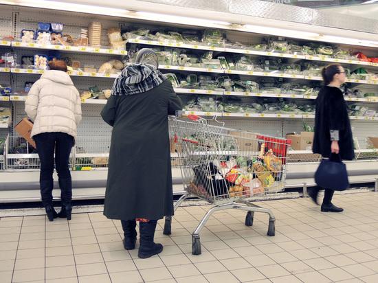 Россияне стали питаться хуже, чем в 90-е