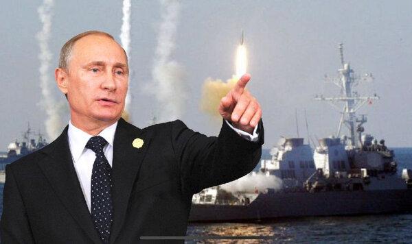 Хватило всего одного ракетного залпа: военно-морской флот НАТО «в спешке» покинул Чёрное море новости,события