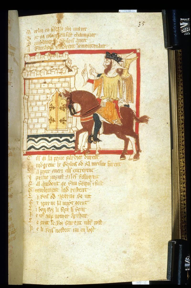 История о короле Артуре история