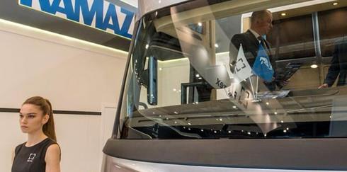 «КАМАЗ» показал кабину будущего для смарт-грузовиков