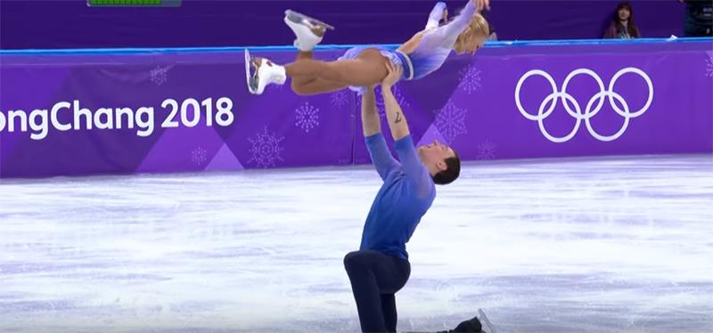 Шедевр на льду: украинка и ф…