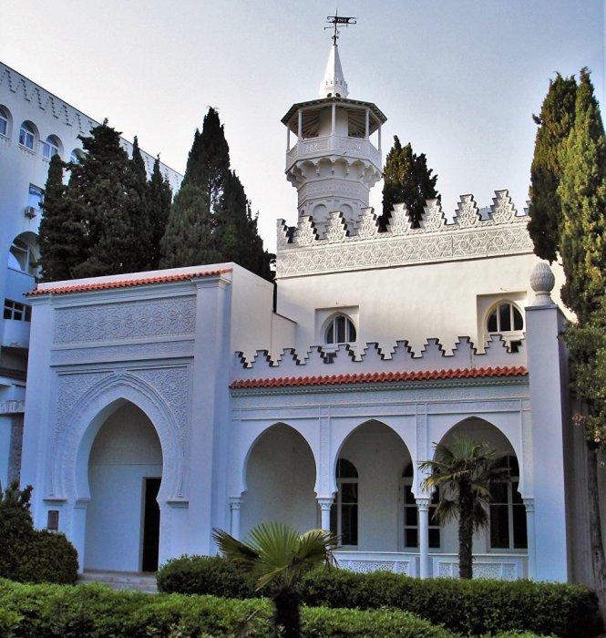 Дача стала отелем. /Фото:wikipedia.org
