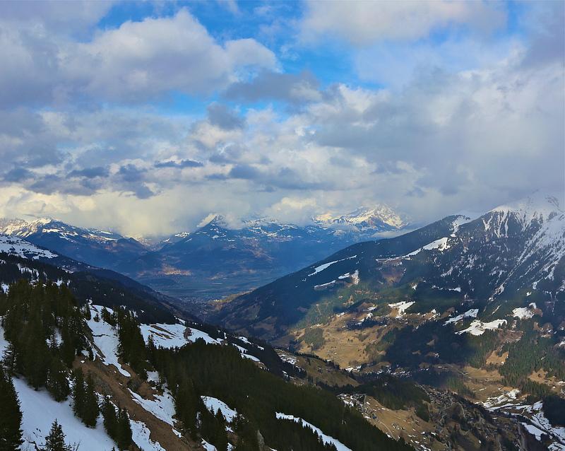 В чём прикол отдыха на горнолыжном курорте
